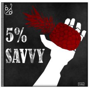 5% Savvy's all-ukulele Green Day tribute album.