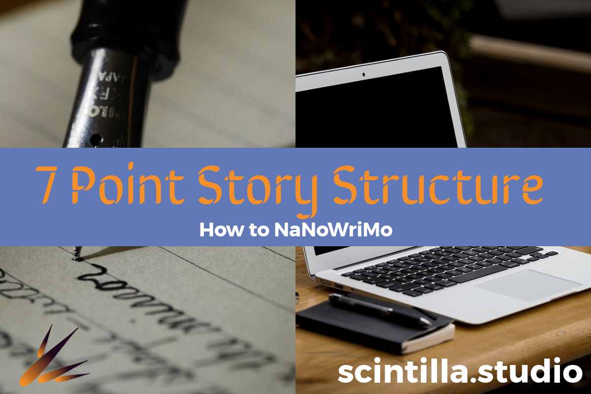 How to NaNoWriMo: 7 Point Story Structure