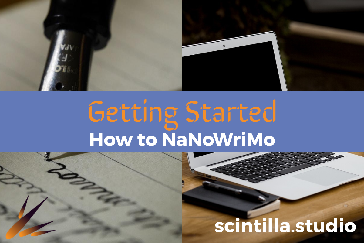 How to NaNoWriMo: Getting Started