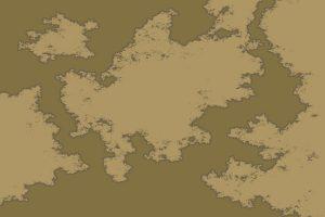 GIMP Fantasy Map How To Step 7 Create Boundaries