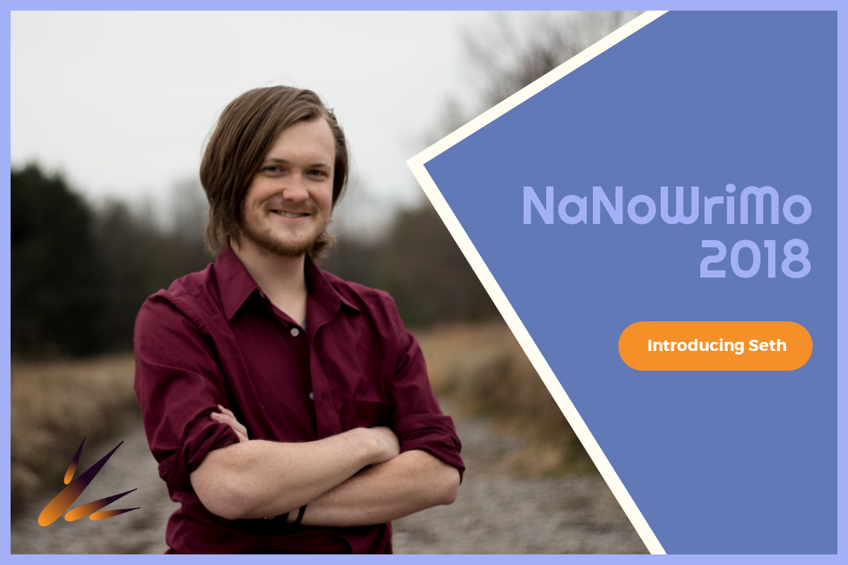 NaNoWriMo: Introducing Seth