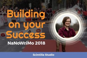 Building on NaNoWriMo Success