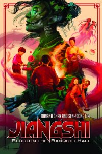 Jiangshi: Blood in the Banquet Hall cover