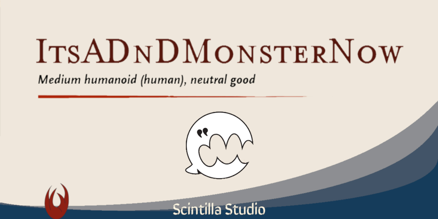 09: Music Elemental – It's a D&D Monster Now