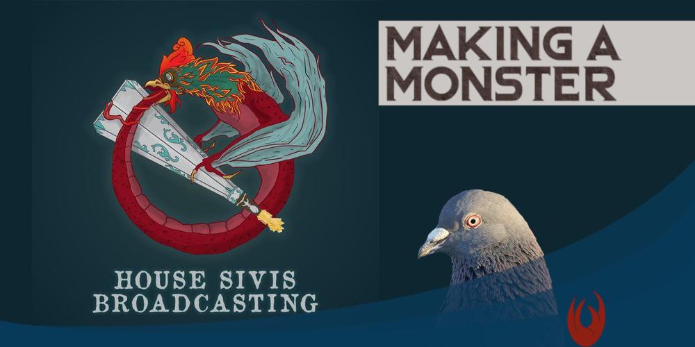 13: Werepigeon – House Sivis Echoer Station